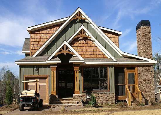 Plan MX Rustic Cottage Mountain Cottage Cottage House And - Craftsman style narrow house plans
