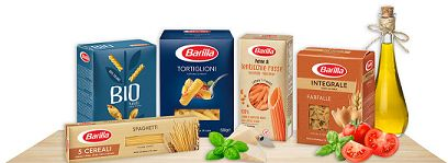 Concorso Giallo Zafferano vinci fornitura di pasta Barilla