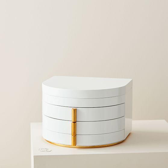 35++ Modern lacquer jewelry box soft geo grand ideas in 2021