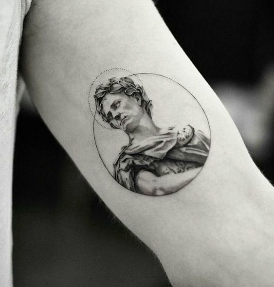 30 Best Tattoos Inspired By Classical Art Art Classical Inspired Tatowier Diybesttattoo 2020 Dantel Dovmesi Inspiration Tattoos Dovme Fikirleri