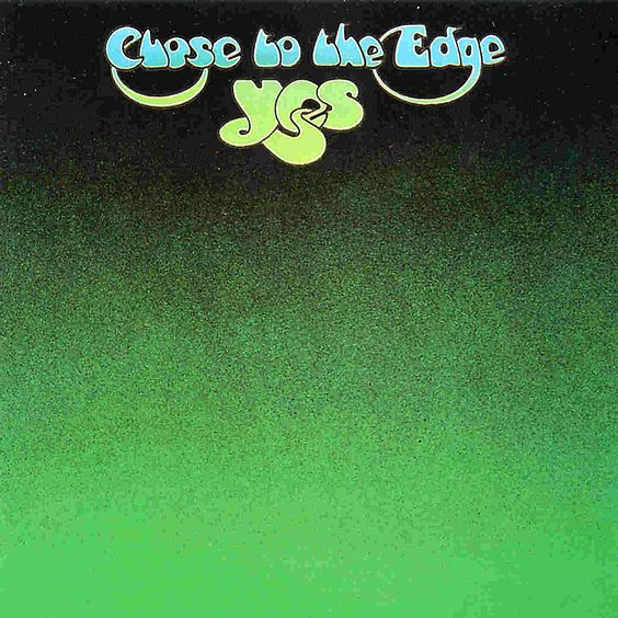 Now Playing: Yes - Close to the Edge