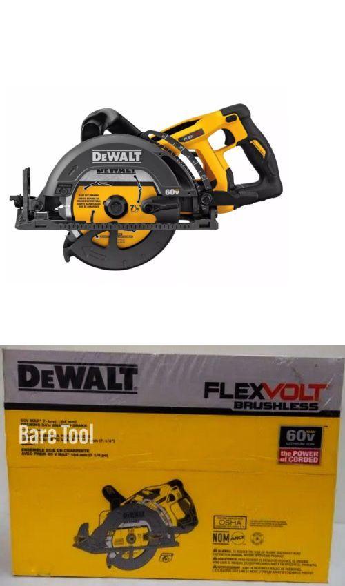 Circular Saws 71307 Dewalt Dcs577b Flexvolt 60v Max 7 1 4 Cordless Worm Drive Style Saw Tool Only Buy It Now Only 210 O Worm Drive Dewalt Circular Saws