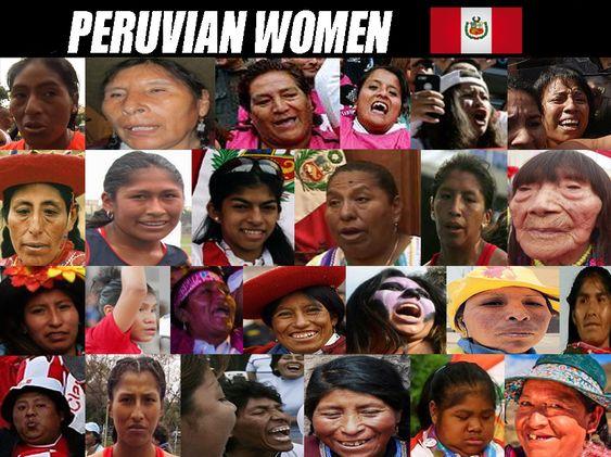 peruvian women stereotypes