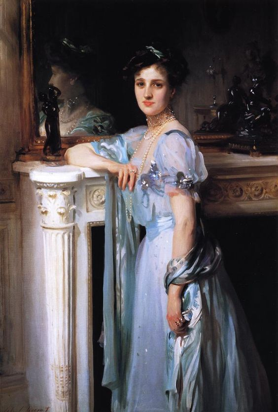 Mrs. Louis Raphael  John Singer Sargent