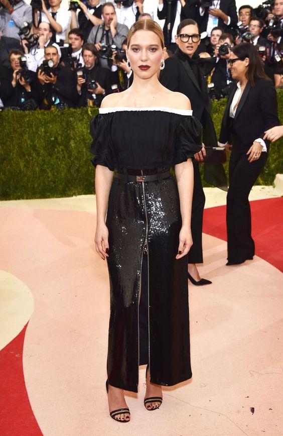 Léa Seydoux met gala 2016 - Pesquisa Google: