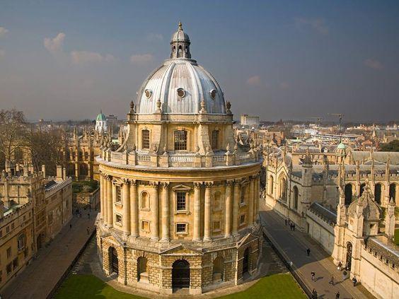 Inglaterra - Oxford