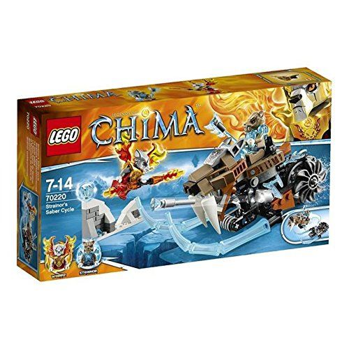 Sale Preis: Lego Legends of Chima 70220 - Strainors Säbelzahnmotorrad. Gutscheine & Coole Geschenke für Frauen, Männer & Freunde. Kaufen auf http://coolegeschenkideen.de/lego-legends-of-chima-70220-strainors-saebelzahnmotorrad  #Geschenke #Weihnachtsgeschenke #Geschenkideen #Geburtstagsgeschenk #Amazon