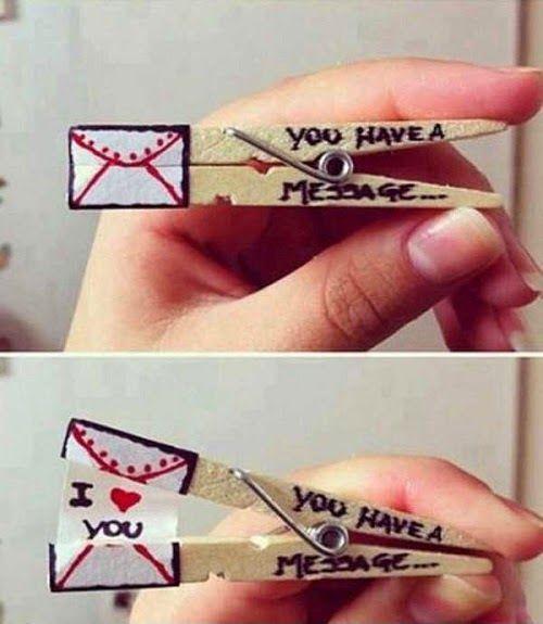Joias do Lar: DIY - Presentes para o Dia dos Namorados ♥:
