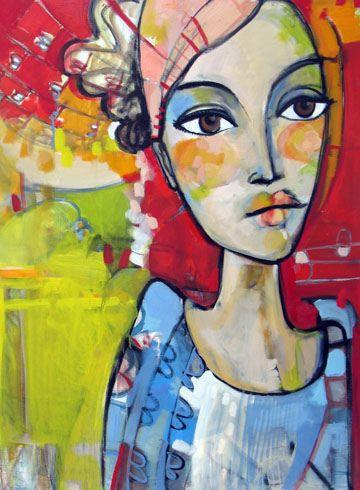 Bgirl-homage to Matisse by BEKAH ASH, via Flickr