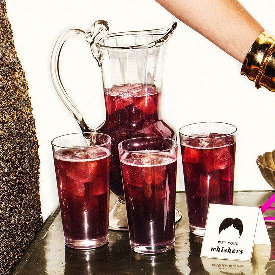 Did you know November is National Pomegranate Month? And while we love a good sprinkling of seeds in our fruit salad, on our burgers or even tossed with Brussels sprouts, sometimes we need something a little more potent… in the form of a cocktail.  The Pom Selleck is just the thing we're looking for: [...]
