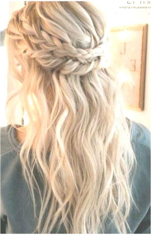 26 Ideas Wedding Hairstyles Thin Simple Flower Crowns Wedding Hairstyles In 2020 Prom Hairstyles For Long Hair Hair Styles Homecoming Hairstyles