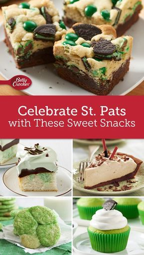 These St. Paddy's Day Treats Are Pure Gold