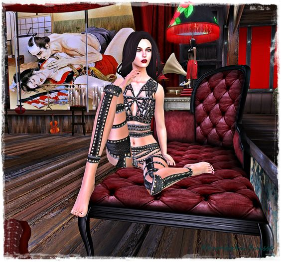 Looking butterflies and fireflies: (Shan!) Outfit Miss Hard