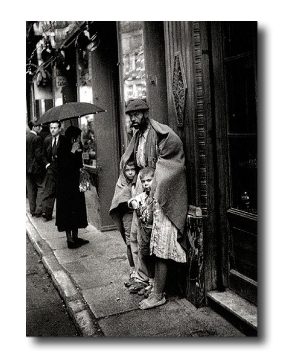 Poverty after the Spanish Civil War. La posguerra. Comunidad El Pais » El Blog de J.L.Cuendia » Fotos para la historia.