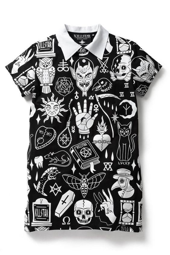 Satanic symbol clothing.... I mean come on people!! #illuminati
