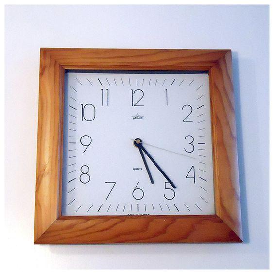 Reloj original vintage