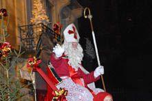 la fête de la St Nicolas,le 6 décembre