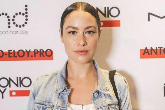 Aida folch en el photocall del festival de cine de málaga