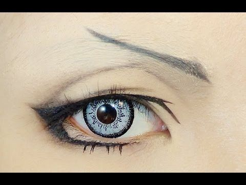 Anime Eye Makeup Male And More Eyes