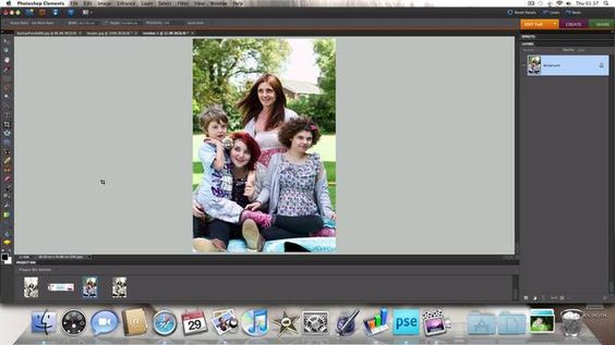 How to Make Faux Lens Flare & Subursts with PS Filters by Elizabeth Halford.