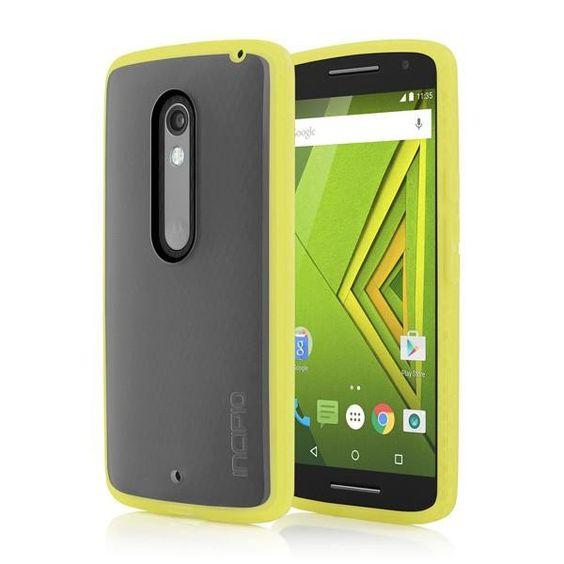 Incipio Motorola Droid Maxx 2 Octane Case - Yellow