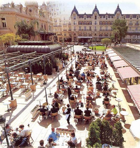 Monaco Café de Paris
