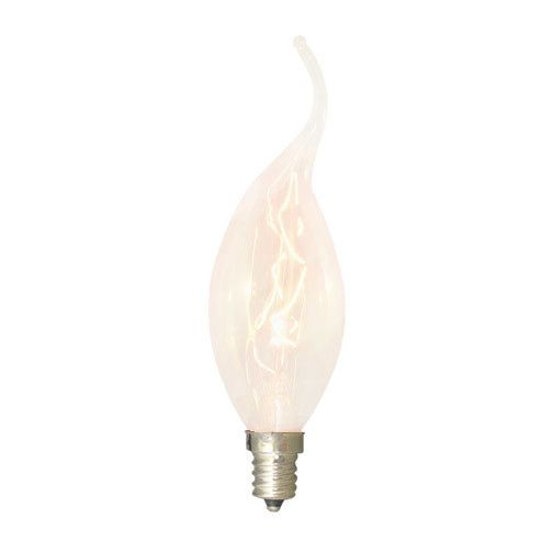 Nostalgic Edison Amber 120-Volt Incandescent Light Bulb (Set of 2)