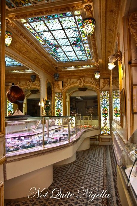 The Chocolate Shop...Paris: