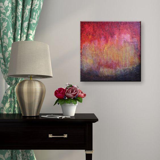"""""""Reflections"""" ist ein Mixed Media Bild mit interessanten Strukturen. Dezente Gold- und Perlmuttfarbe verleihen dem Bild zusätzliche Effekte.  #AbstrakteKunst #AbstrakteMalerei #AbstractArt #painting #art #artist #kunst #künstler #fineart #artwork #modernabstract #abstractexpressionism #contemporaryart"""