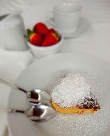 cocinaros: Brownie de Chocolate Blanco y Nutella. Recetas para San Valentín.