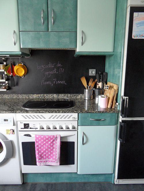 Lalole blog la reforma sin obra de mi cocina un antes y - Reformas de cocinas sin obras ...