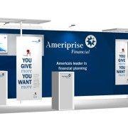 APRI072 – 10×20 Trade Show Booth Rental
