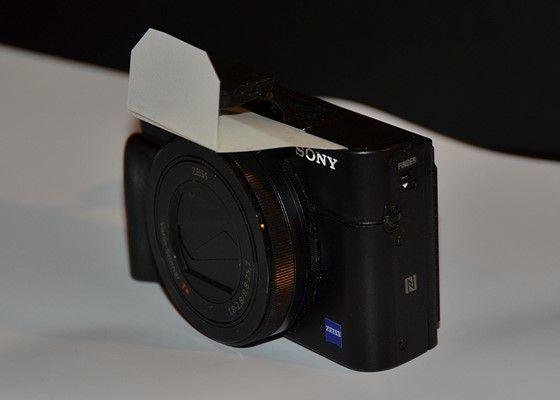 Re Rx100 Iv Flash Diffuser Sony Cyber Shot Talk Forum Digital Photography Review Digital Photography Review Latest Digital Camera Sony Camera