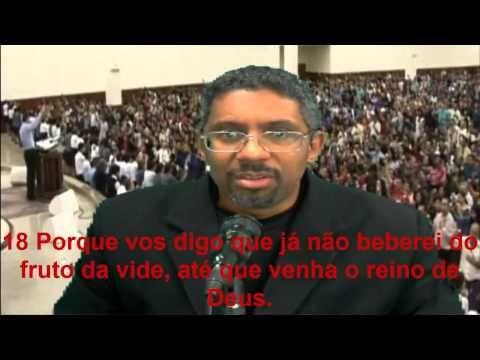 A SANTA CEIA DE BAAL E A VERDADEIRA. - YouTube