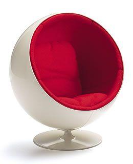 the Ball Chair