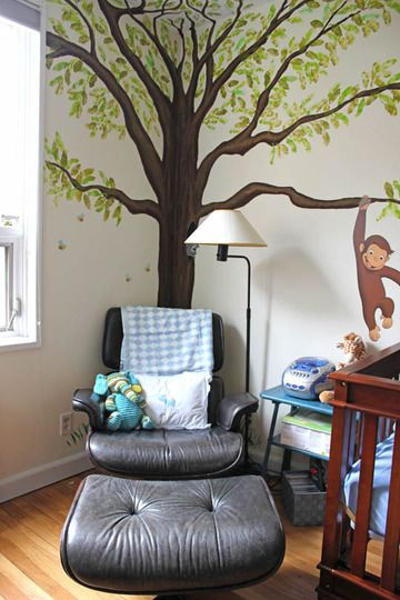 Hudson S Jungle On A Budget My Room