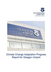 Climate change adaptation progress report for Glasgow Airport