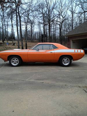 Plymouth : Barracuda Grand Coupe 1970 Plymouth Bar - http://www.legendaryfinds.com/plymouth-barracuda-grand-coupe-1970-plymouth-bar/