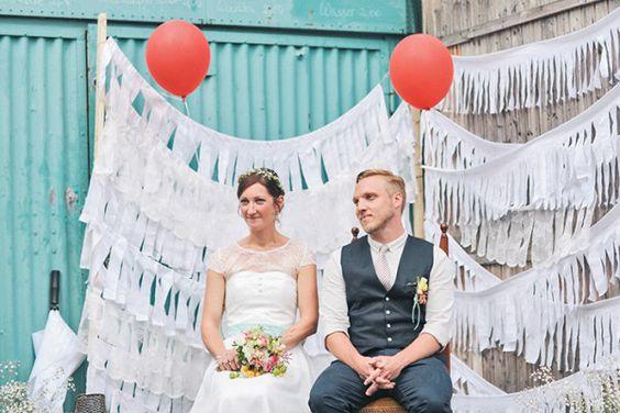 Die Hochzeit von Julia und Christian in Frankfurt am Main | Friedatheres.com