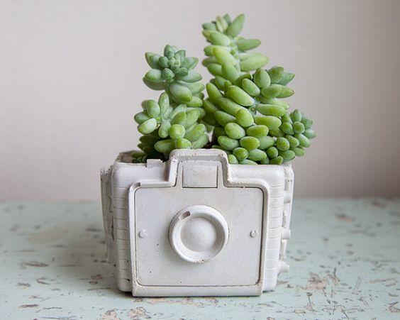 Resultado de imagen para maceta hipster plantas