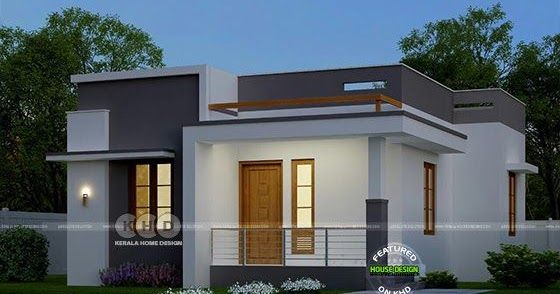 Low Budget House Cost Under 10 Lakhs Kerala House Design House Roof Design House Cost