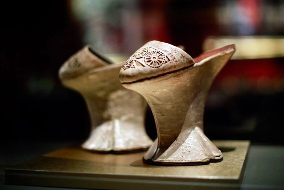 zapatos Milán siglo XVI