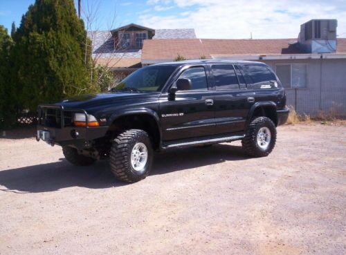 3 Suspensión Lift Kit Para 1998 A 2003 Dodge Durango Forjado 4x4 Dodge Durango Dodge Trucks Dodge
