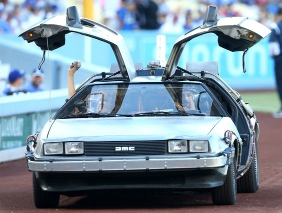 """Soon new DeLorean cars will be coming off the line at a Houston-area plant, igniting the fires of nostalgia for people who grew up watching the """"Back to the Future"""" series on a loop."""