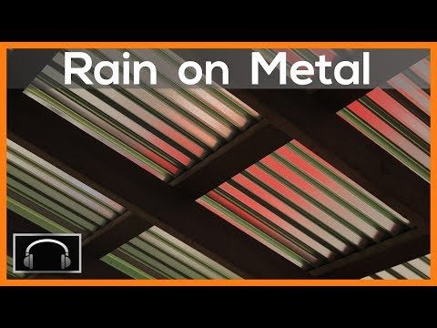 10 Hours Of Hard Rain On A Metal Roof Rain Sleep Sounds Rain Sounds For Sleeping Rainfall Lluvia Youtube Rain Sounds For Sleeping