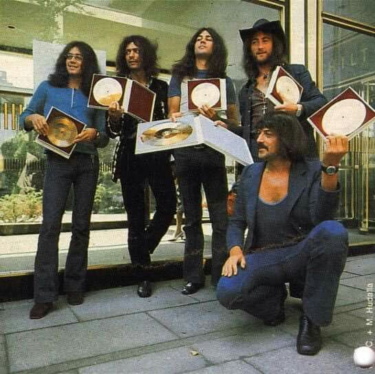 The Golden Deep Purple