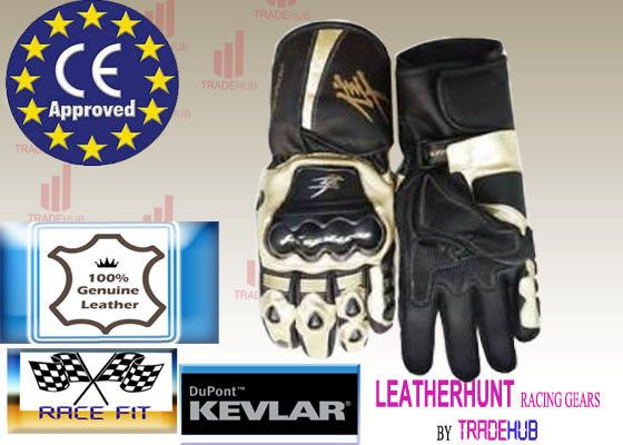 Suzuki Hayabusa Motorbike Racing Leather Gloves Available In All Sizes Leatherhunt Motorbikeracingleathergloves Leather Gloves Suzuki Hayabusa Biker Leather