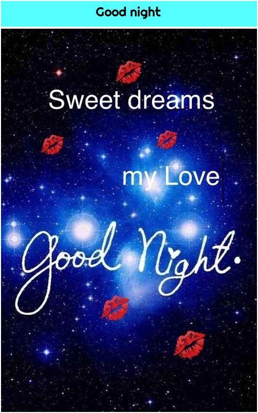 Good Night Good Night Love Messages Romantic Good Night Good Night I Love You