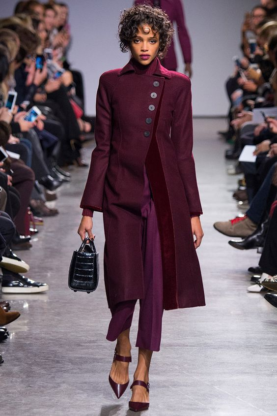 Zac Posen - NYFW Fall/Winter 2016-2017 - so-sophisticated.com: