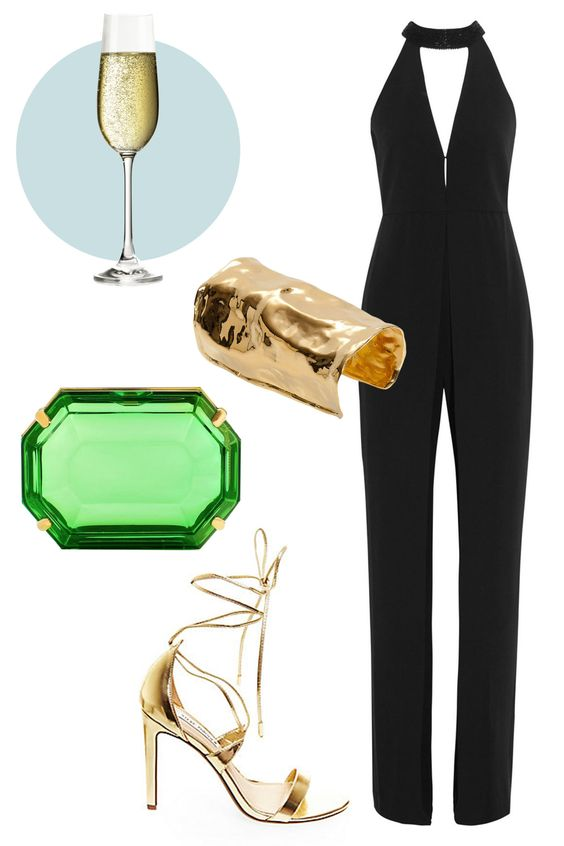 5 New Year's Eve Outfit Ideas Inspired by Your Favorite Drink  - ELLE.com:
